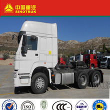 SINOTRUK HOWO Double sleepers 70t Towing Capacity tractor truck for sale