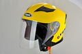 YM-630 open face helmet double visor open face motorcycle helmet