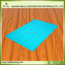 high quality homogeneous colorful vinyl flooring