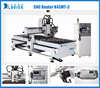 Hot sale 3d Factory supply high quality cheap price wood CNC Router Machine K45MT-3 1,300 x 2550 x 300mm