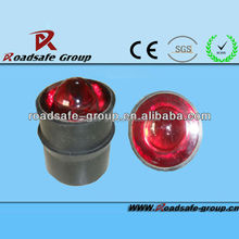 silvering material.metallic compound, cat eye 100mm glass road stud