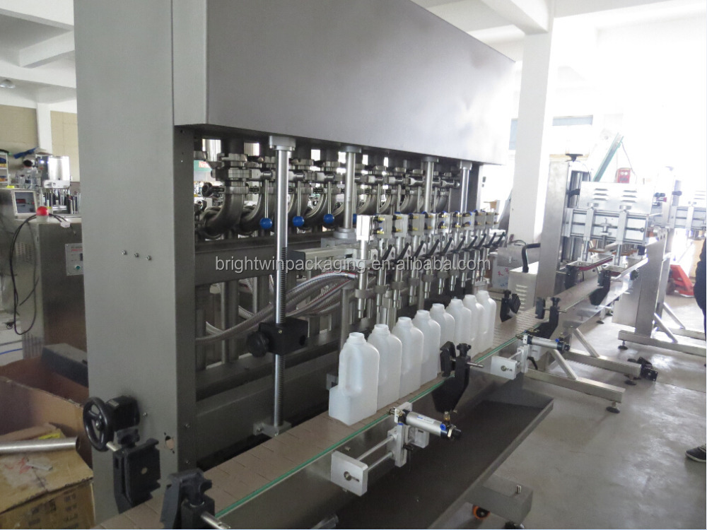 Factory price camellia oil filling machine with CE, ISO9001