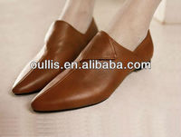 comfortable flat shoes designer shoes ladies 2013 oullis CP6240