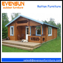 Recycled Economical Easy-Assembled Comfortable Prefabricated Wooden House