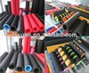 China foam handle Fits 25mm Cheap high quality rubber two color foam grips