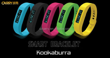 Bluetooth 4.0 Smart Bracelet silicone bracelet with pedometer for kids
