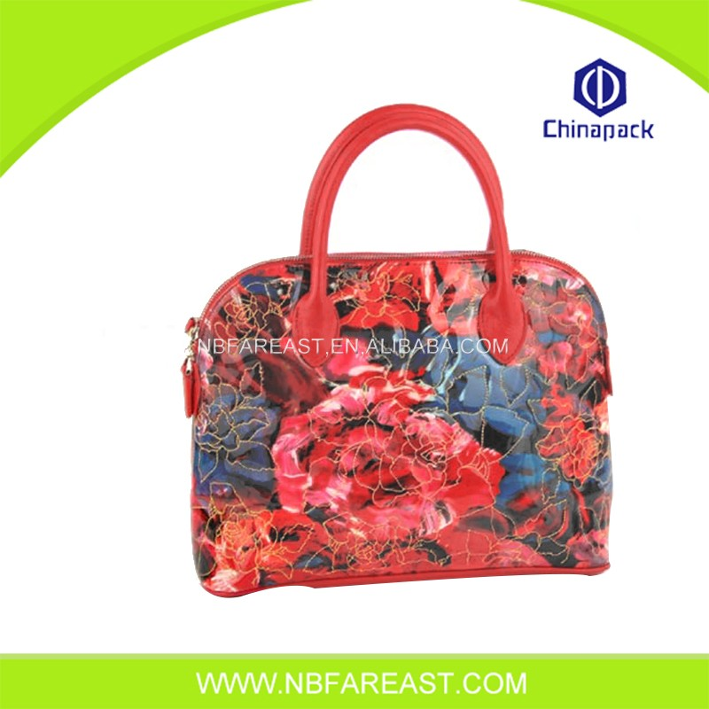 Multifunctional China factory women hand bags lady