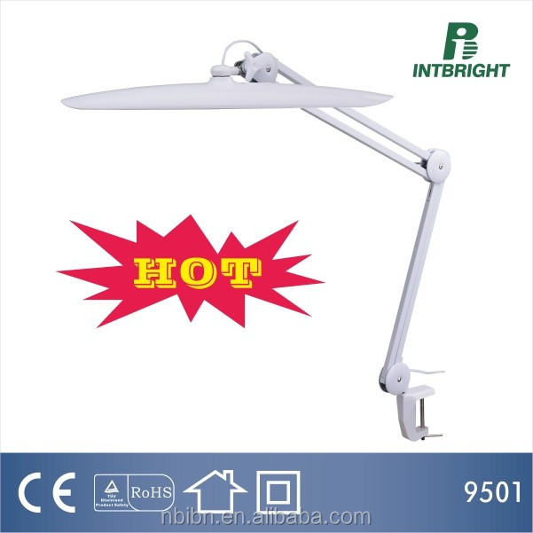 9501LED working lamp 117pcs SMD LED work light with table clamp led tool light lash lamp perfect light work daylight lamp