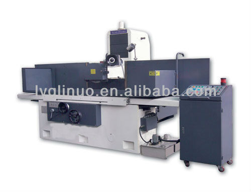 PLC control horizontal spindle rectangular table surface grinder