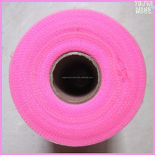 Tulle roll 100 yards 6inch Cheap mesh fabric white pink black 40 colors tulle for windows curtains tutu table skirt