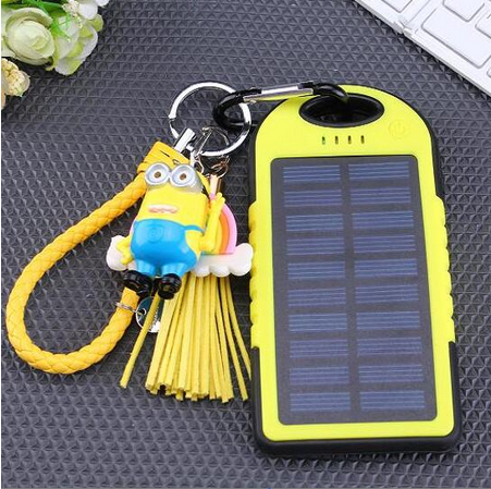 Factory Wholesale Solar Power With Cut Design for Smartphone