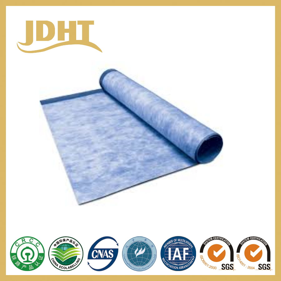 wholesale polyethylene polyester fiber construction waterproof materials