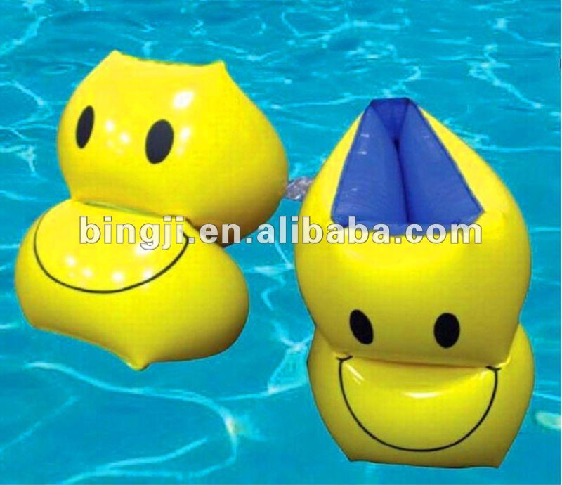 inflatable swimming arm bands