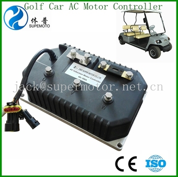 48v electric golf car AC motor controller