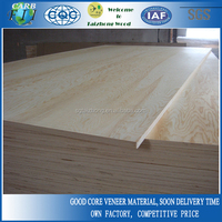 High Quality Poplar Core Furniture Plywood