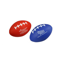 Printing Logo Poly Urethane Material Custom Rugby Ball
