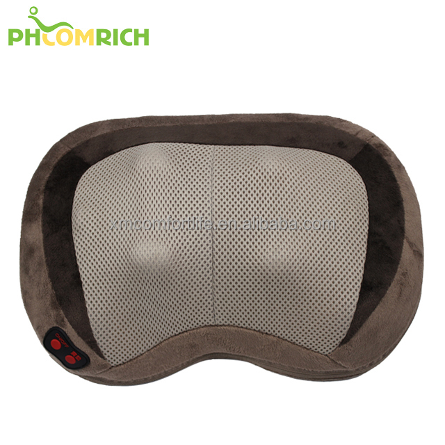 2017 Vibrating Kneading Neck Massage Pillow as seen on TV