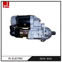 24V 4.5KW 10T starter motor for Nikko Type PC200-7 0-24000-3051