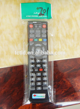 high quality universal lcd led tv remote control with learning function