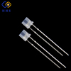 High power led 5mm flat top white color 7000-8000K white diffused