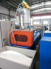 plastic film making production line/PP baler twine making machine