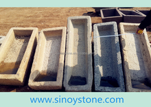 poultry feeding wash stone troughs