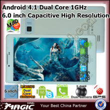 2G&3G mtk6577 dual core android 4.1 jelly bean phone