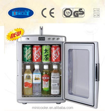 mini fridge portable thermoelectric car cooler and warmer