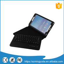 Best price bluetooth keyboard leather case for ipad