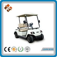 2 seater battery operated golf carts mini electric golf carts for sale