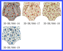 Many Colors Infants & Toddlers Cotton Baby Girl Floral Hot Diaper Type Bloomer