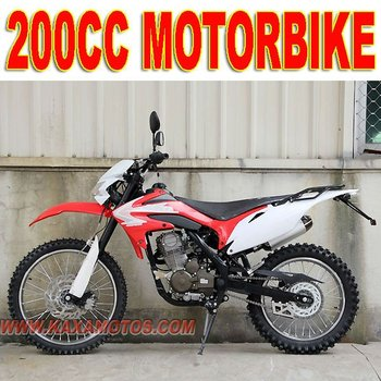 Off Road Motorbike 200cc