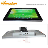 High quality Andriod Touch Screen pc all in one computer Quad Core 1.8GMHZ pos system rk3088
