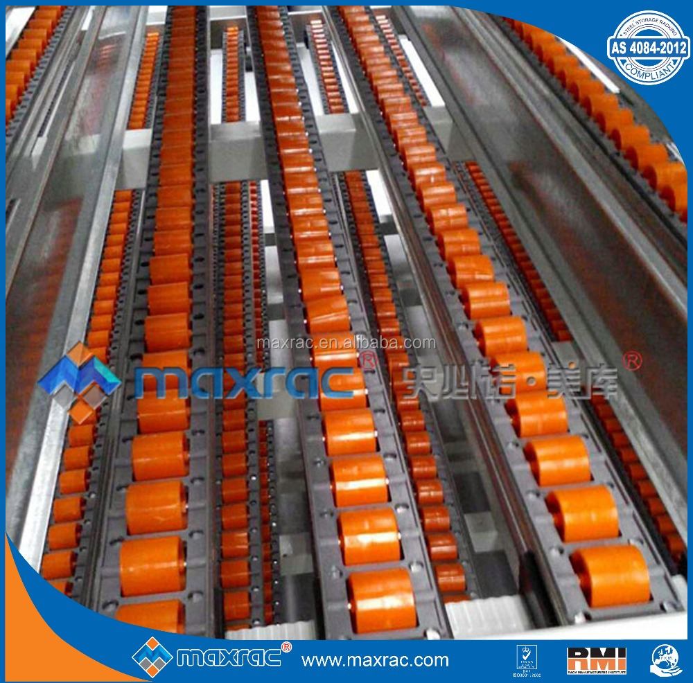 FIFO Storage System Carton Flow Rack