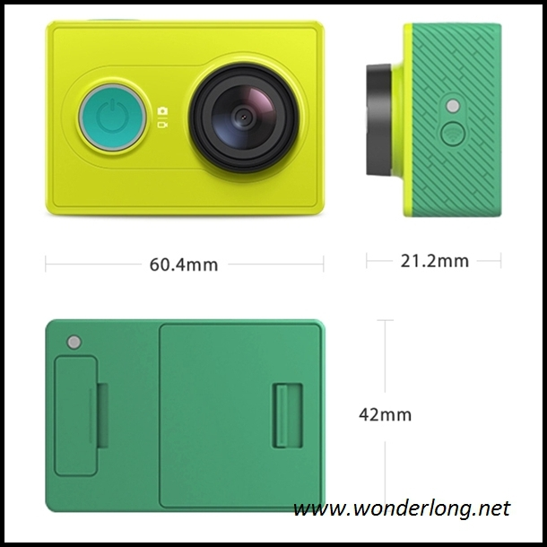 Multifunctional yi action camera xiaomi