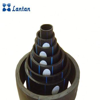 manufacturing supplier water supply hdpe pipe and fitting
