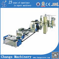 SJDPET-90/50-700 fully automatic PET sheet extruder line