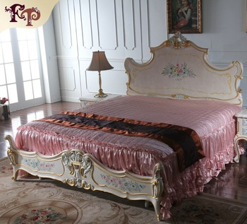 Italian French Antique Furniture Bedroom Furniture Antique Furniture Reproduction Bed Buy