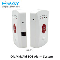 ERAY Elderly Emergency Remote Panic Button Alarm for Prompt Aid
