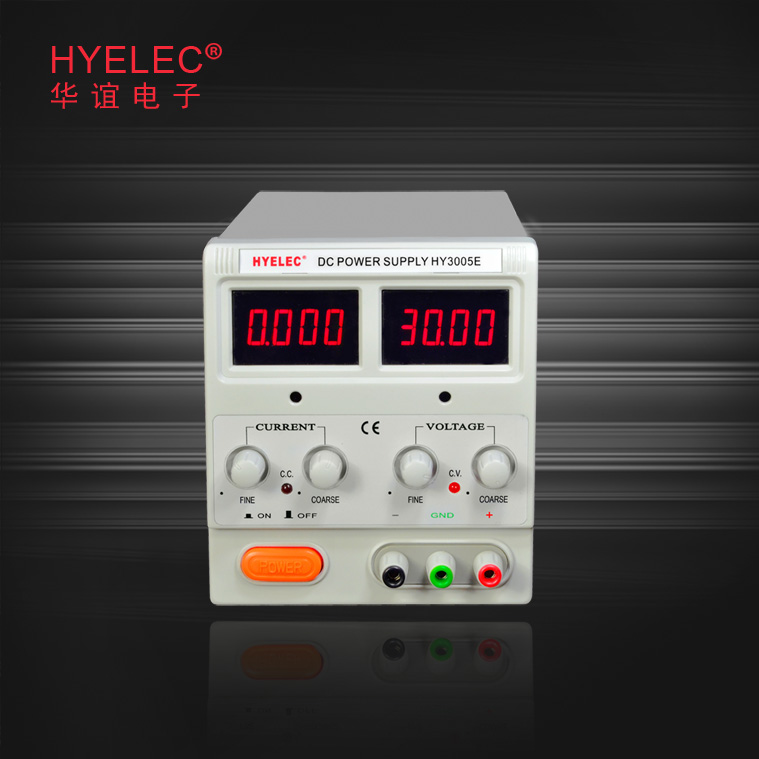 HY3005E 30V switching mode adjustable and variable dc power supply