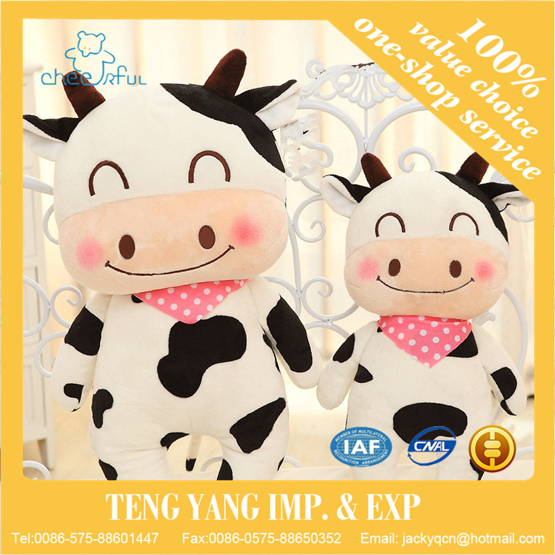 2016 China supplier Hot sale fashion design Soft touch stuffed toys