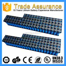 Customized Available Rechargeable Lithium Ion 36V 30Ah Battery LiFePO4 for Electric Bike Skate Solar Backup Pack