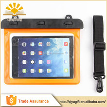 new design 20m depth available eco-friendly pvc computer or mobile phone waterproof bag
