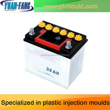 Auto Battery Container Moulds & Car Battery container molds & Container Mould for plastic batter box yf mould