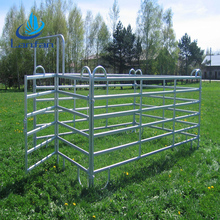 Hot dipped galvanized livestock sheep yards fence panels from China