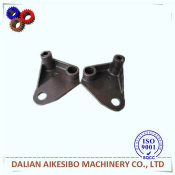 Ductile iron sand casting for machinery parts