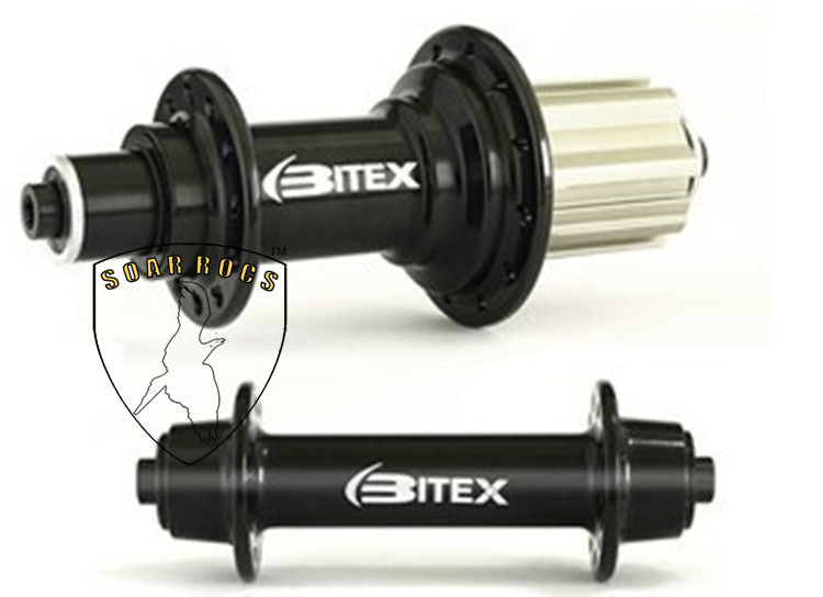 bicycle hubs top quality Bitex hub Road bicycle hubs with free quick release Bitex RAF10/RAR9