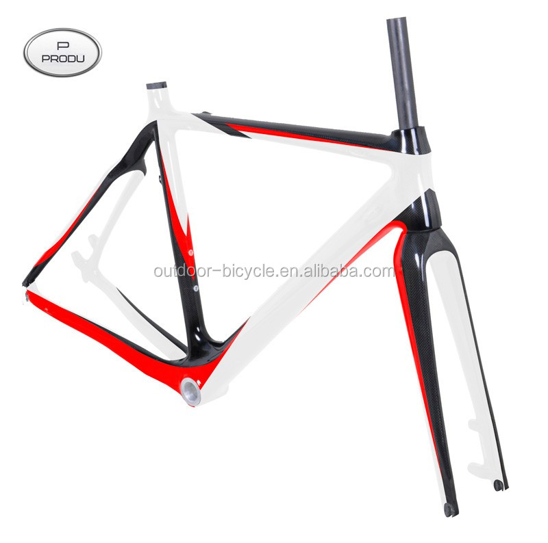 2016 new full carbon cyclocross frameset with disc brake system cyclocross frame&fork FM059 hot selling