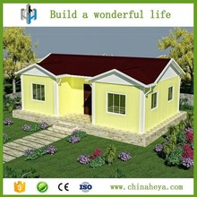 Low cost prefab house comfortable design for family home