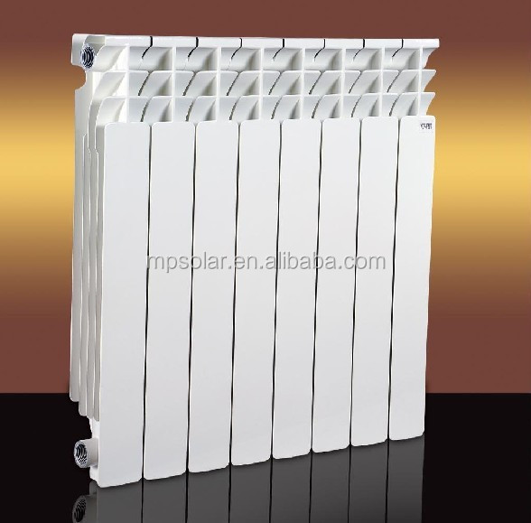 Professional die casting aluminum radiator(580*80*80) for room heating